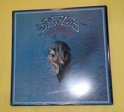 Vintage The EAGLES THEIR GREATEST HITS  1971-1975 Album LP Record No Bar Code
