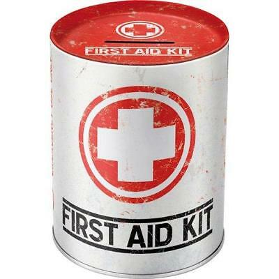 Nostalgic-Art-bilderpalette 31005 série kiss pharmacy first aid spardosen