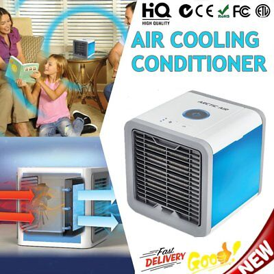 Arctic Air Conditioner Portable Fan Personal Desk Air Cooler Humidifier/Filter M