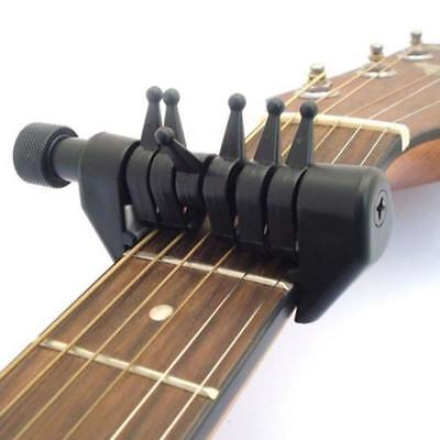 Multifunctional Acoustic Guitar Strings Capo Open Tuning Spider Chords Tool T