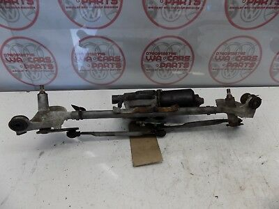 2003 Toyota Yaris Front Wiper Motor & Linkage Mechanism
