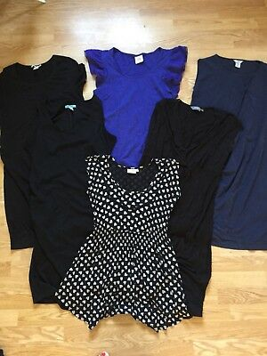 Bundle Of Gorgoeus Maternity Dresses Size M Size 12