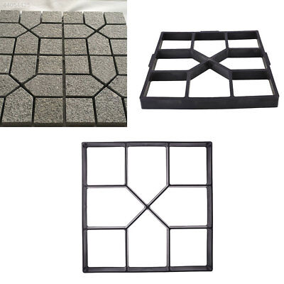 40cm Square Paving Mold DIY Making-Road Road-Mould Cement Brick Paver Manually