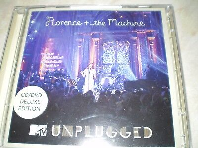 Florence and the Machine MTV Unplugged CD/DVD Deluxe Edition