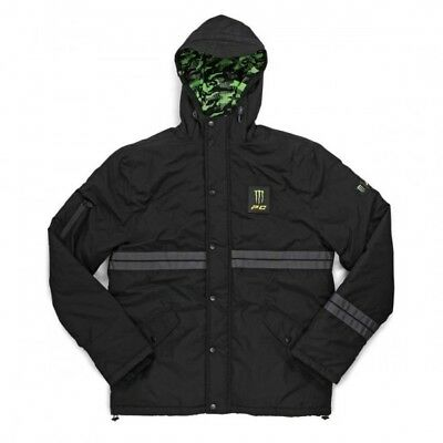 Jacket pc parka blk sm - Pro circuit 6611520-010