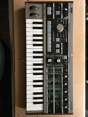 KORG MICROKORG SYNTHESIZER / Vocoder - Limited Edition 15th