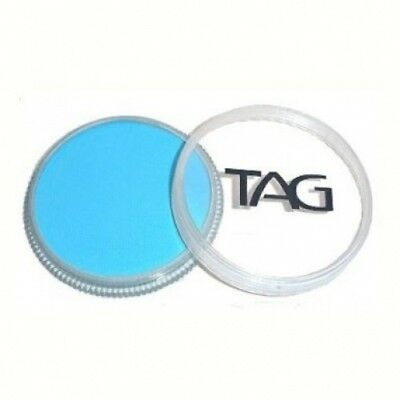 32g TAG Professional Face Paint Regular Colour ~ Light Blue. TAG Body Art