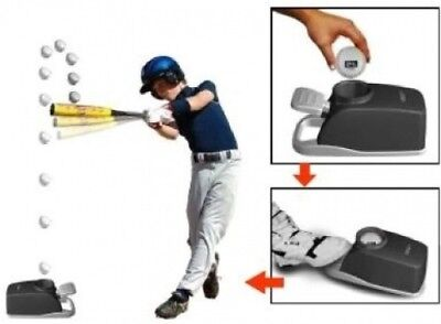 Non-Electric Baseball Soft Toss Pop Up Pitching Machine. IMS. Free Delivery