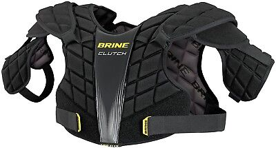 (Small, Black) - Brine Clutch Shoulder Pad. Shipping is Free