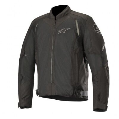 Jacket wake air bk/bk 4x - Alpinestars 3305918-1100-4X