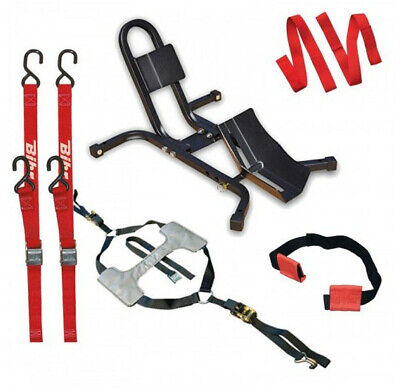 Bloque roue + tire-fix + sangles + elingues + rall... Motostand PACK-Transport-5