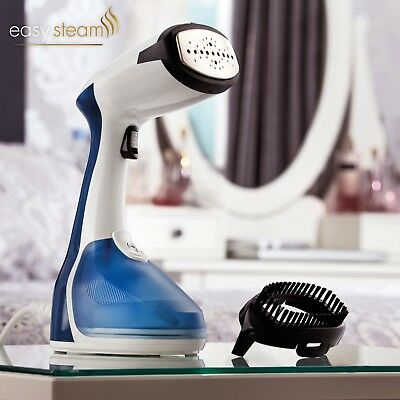 Easy Steam Clothes Garment Steamer Handheld Upright Iron Portable Travel 1500W
