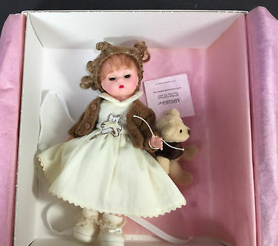 Madame Alexander Doll: 32160 Beary Best Friends New in Box 100th Anniversary