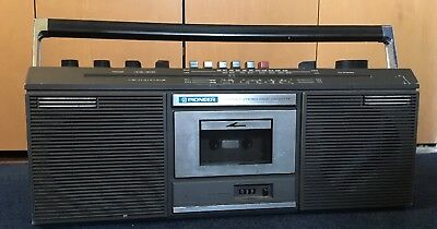 Pioneer Vintage Short Wave Radio And Boombox