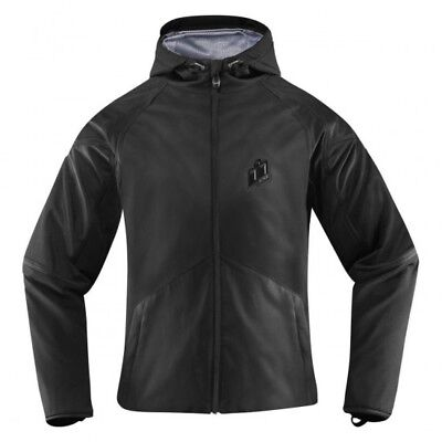 Womens merc stealth™ wp1 jacket black x-small - Icon 2822-0932