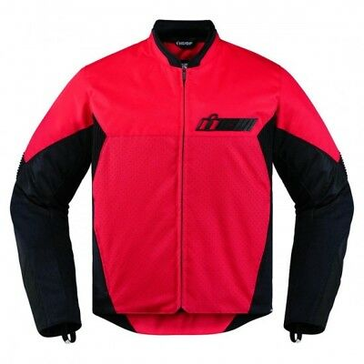 Konflict™ jacket red 2x-large - Icon 2820-3902