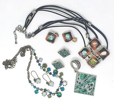 Vintage Group of (3) Jewelry Sets Lot #819