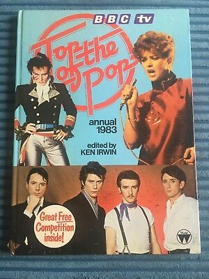 Top Of The Pops Annual 1983