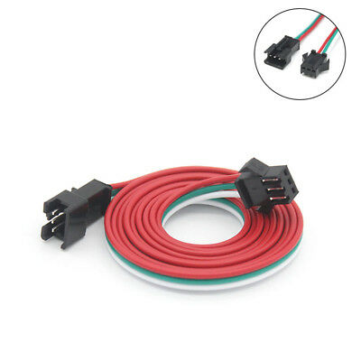 3-Pin Extension Cable Wire LED Cable Connector For WS2811/WS2812 LED Strip Light