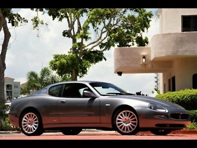 Coupe Cambiocorsa GRIGIO ALFIERI ONLY 27K MILES SKYHOOK SUSPENSION SERVICED CLEAN CARFAX