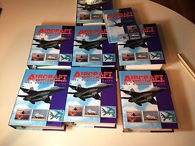 Aircraft of the World - The Complete Guide - Seven Volumes