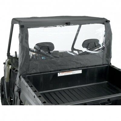Soft top with integrated rear panel - Moose utility division 18044A