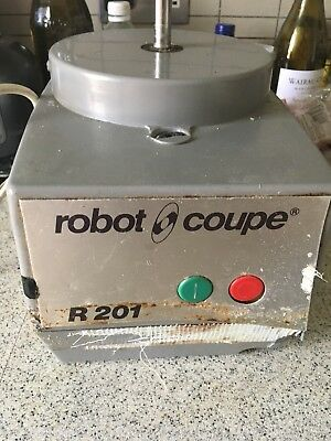 robot coupe R201