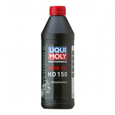 Gear oil fully synthetic 1 liter - Liqui moly 3822