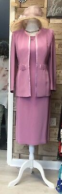 Bargain! Coterie dusky pink Mother of the Bride outfit, size 10