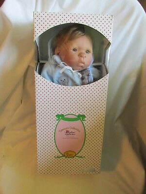 """Paradise Galleries Treasury Collection Baby Doll """"brian"""""""