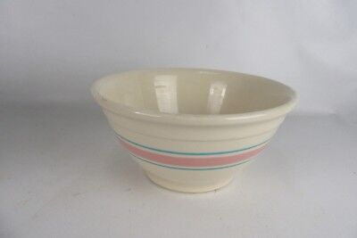 """Vintage Made in Ohio USA 10"""" Wide Mixing Bowl"""