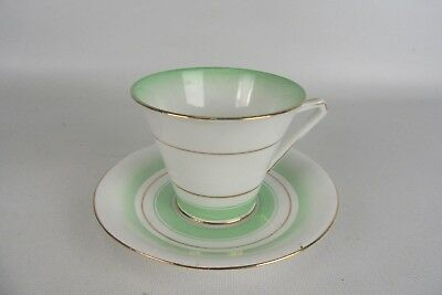 Vintage Teacup & Saucer Set Fine Bone China Bell