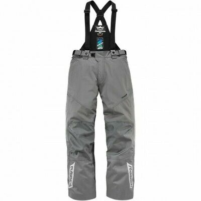 Dkr monochromatic™ wp3 riding overpant gray small - Icon - raiden 2821-0933