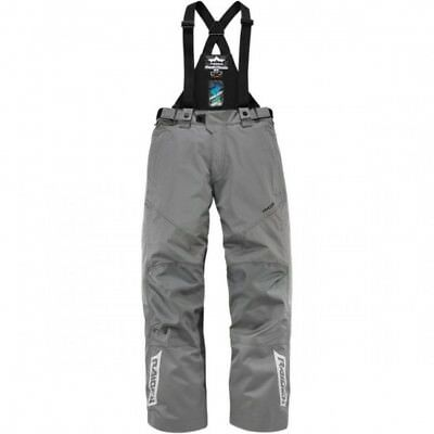 Dkr monochromatic™ wp3 riding overpant gray large - Icon - raiden 2821-0935
