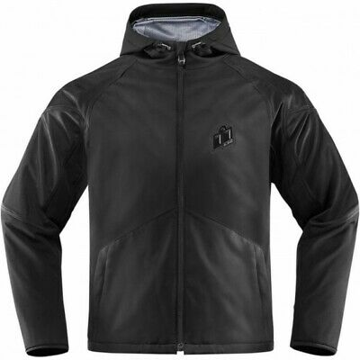 Merc stealth™ wp1 jacket black small - Icon 2820-3862