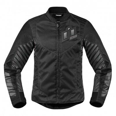 Womens wireform™ wp1 jacket black large - Icon 2822-0824