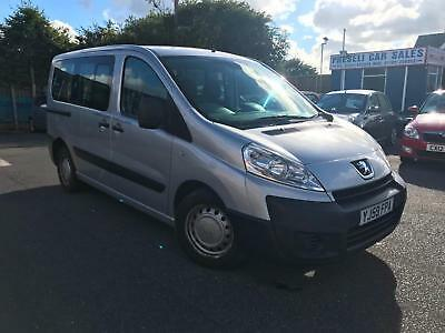 2009 59 PEUGEOT EXPERT 1.6HDi Comfort # EX-HOSPICE CAR # PRICED TO SELL £2199