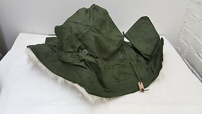 Military Issued Extreme Cold Weather Hood-NEW