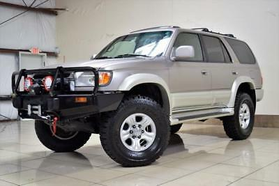2001 Toyota 4Runner Limited LIFTED 4X4 FREE SHIPPING TOYOTA 4RUNNER LIMITED 4X4 LIFTED DIFF LOCK NEW TIMING BELT&W/PUMP