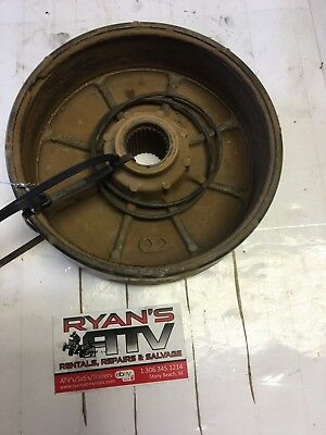 1995 Honda 400 Brake Drum Rear