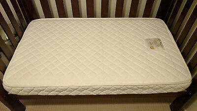 Baby Galore Premier Latex Baby Cot Mattress - Used - Carlingford pickup only