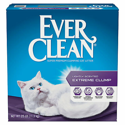Ever Clean Scented Extreme Clumping Cat Litter, 25 lbs.
