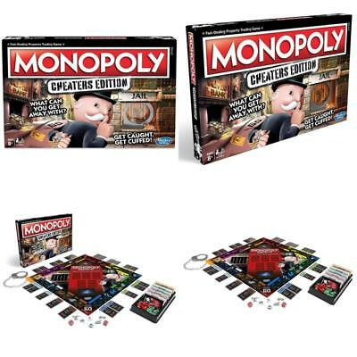 Monopoly for cheaters