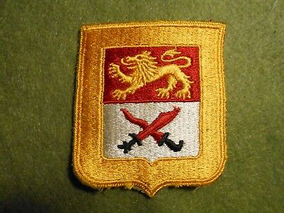 17th Cavalry Regt. Patch