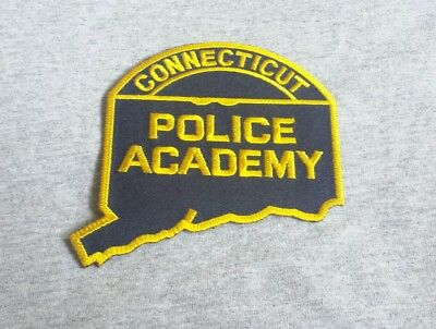 Connecticut Police Academy Shoulder Patch