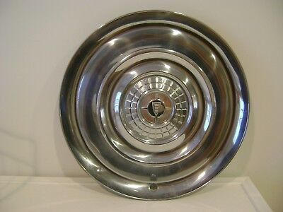 Chrysler 1956 56 Hubcap Hub Cap New Yorker Windsor Wheel Cover Vintage Auto