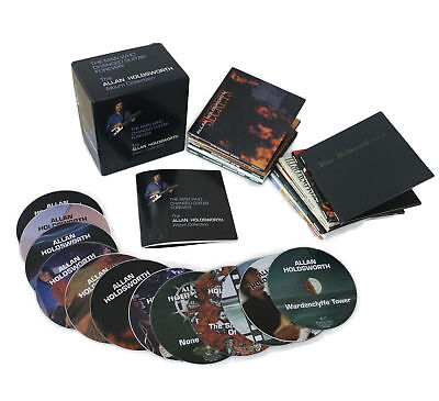 "Allan Holdsworth ""The Man Who Changed Guitar Forever!"" 12CD Box Set"