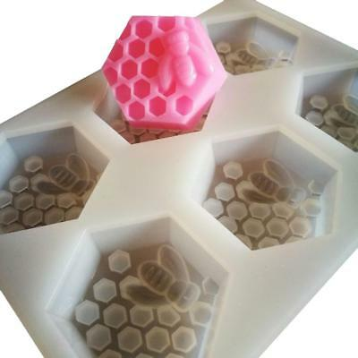 DIY 3D Cake Mold Soap Mold Silicone Mould For Candy Ice Lattice Ice Tray