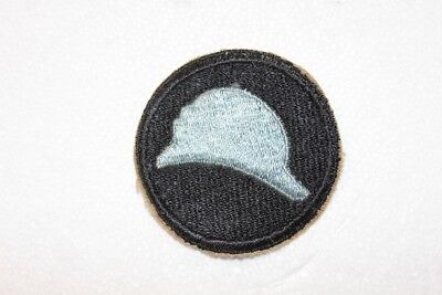 Original WW II Military Patch  93rd Infantry Division Excellent Condition