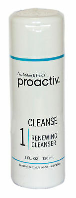 Proactiv Renewing Cleanser cleanse proactive solution 60 day 4 oz